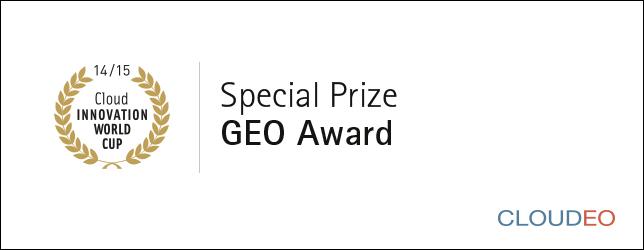 Special Prize GEO Award