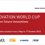 WT Innovation World Cup 2016 - Kick-off Banner