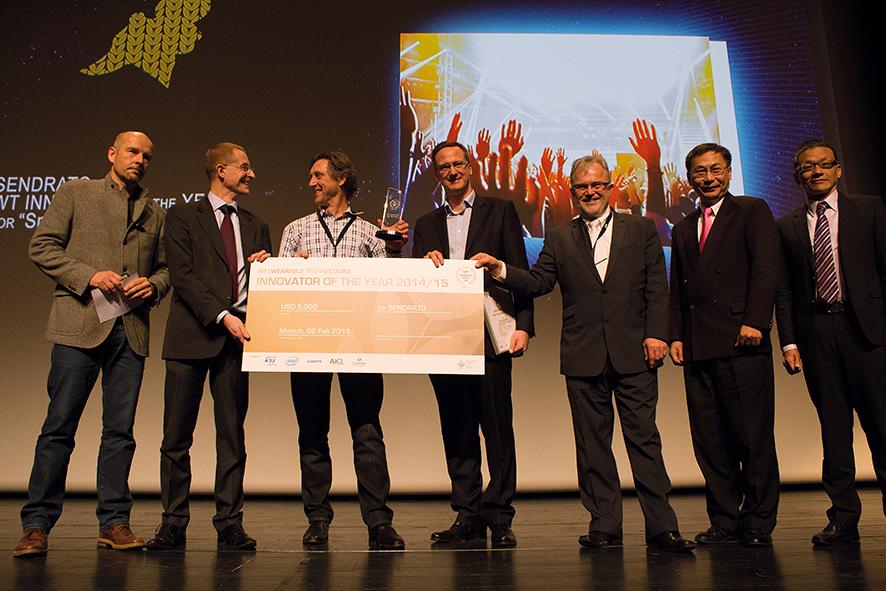 Award Ceremony_WT IWC 2014_15 Winner