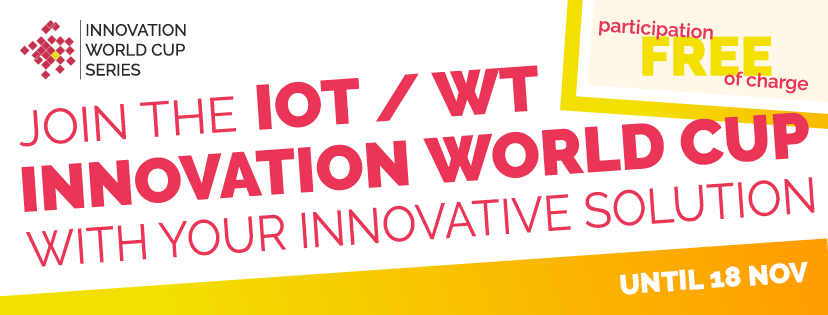 IOT/WT Innovation World Cup 2017/18
