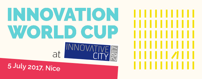 Innovation World Cup at Innovative City Banner