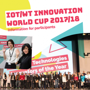 IOT / WT Innovation World Cup Participant Brochure