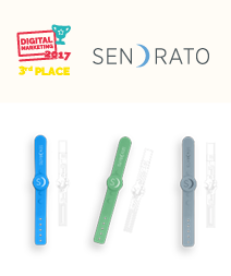 Sendrato wristband by Sendrato Hall of Fame 3rd place_SMALL