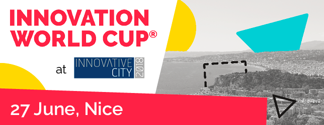 Innovation World Cup at Innovative City