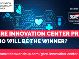 Gore Innovation Center Prize with Innovation World Cup Series