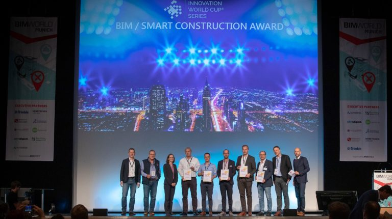 IWC_Finalists_BIM Smart Construction Award 2018
