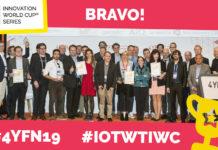 Winners 4YFN19 Innovation World Cup