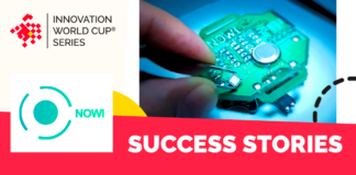 NOWI_IoT/WT Innovation World Cup_Success Story