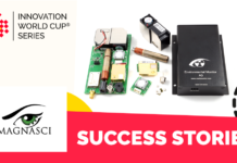 MagnaSCI uRADMonitor Innovation World Cup
