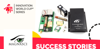 MagnaSCI uRADMonitor Innovation World Cup