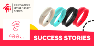 Feel_Sentio Solutions_Wearable_Innovation World Cup