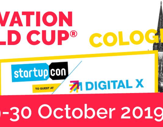 StartUpCon_DigitalX_Innovation World Cup