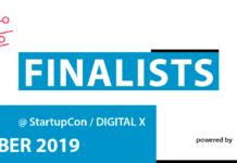 Finalists_Tech Startup 2019_StartupCon_Innovation World Cup
