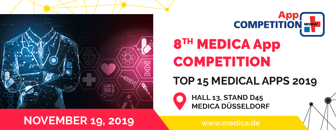 Medical App_Innovation World Cup_MEDICA 2019