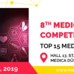 Medical App_Innovation World Cup_MEDICA 2019
