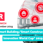 SMART BUILDING SMART CONSTRUCTION INNOVATION WORLD CUP 2019 AWARD