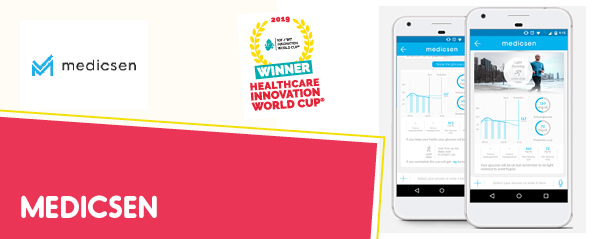 Medicsensors 11th Healthcare Innovation World Cup