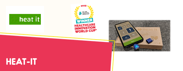 heat_it Kamedi 11th Healthcare Innovation World Cup