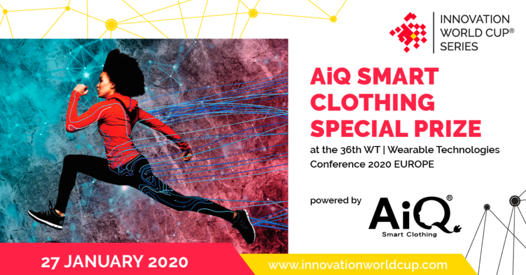 AiQ SMart Clothing Challenge
