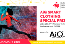 AiQ SMart Clothing Challenge