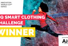 AiQ Smart Clothing 2020