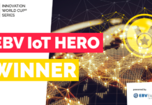 EBV IOT HERO Innovation World Cup