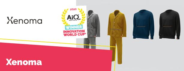 Xenoma AiQ Smart Clothing