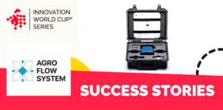 IoT competition start-up award Innovation World Cup