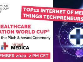 TOP12 Internet of Medical Things Techpreneurs 2020
