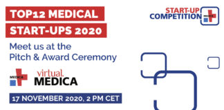 TOP12 Medical Start-ups 2020