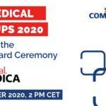 9th MEDICA Start-up COMPETITION TOP3 Medical Start-ups 2020