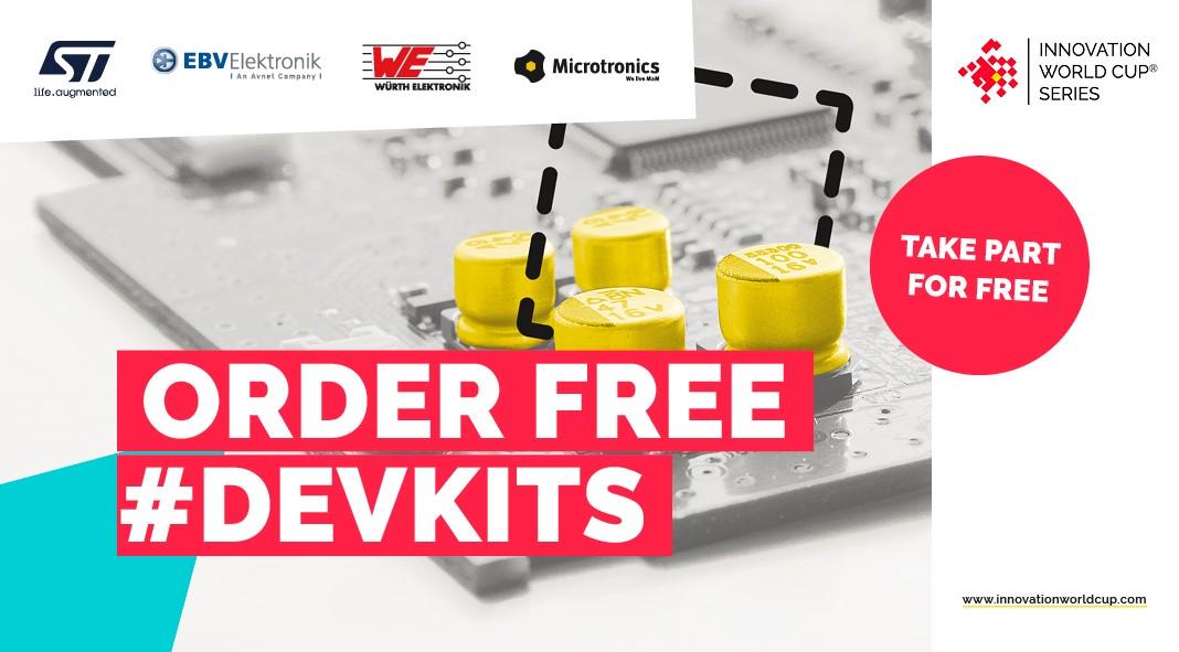 dev kit order IoT/WT Innovation World Cup