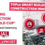 TOP10 Smart Building Smart Construction Innovators 2020 of 3rd Smart Building Smart Construction Innovation World Cup