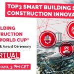 Smart Building Smart Construction Innovation World Cup 2020