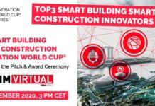 Smart Building Smart Construction Innovation World Cup 2020
