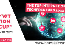 12 iotwtiwc top16 internet of things start-up finalists at Hannover Messe